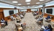PM Narendra Modi chairs Union Cabinet meeting