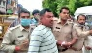 'Main Vikas Dubey hun': UP's most wanted gangster shouts his name before arrest from Ujjain temple