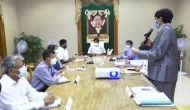 Tamil Nadu CM, Central team holds COVID-19 review meeting