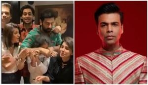 After being trolled, Karan Johar's friend reveals why KJo partied with Ranbir Kapoor, Neetu Kapoor