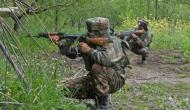 J-K: One terrorist gunned down by security forces in Awantipora