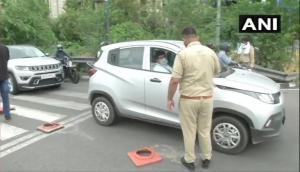 UP Lockdown: Strict checking at Delhi-Noida border