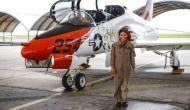 अमेरिकी नौसेना में पहली बार अश्वेत महिला बनी लड़ाकू विमान पायलट, US Navy ने किया स्वागत