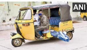 शर्मनाक! तेलंगाना के निजामाबाद में ऑटो से कब्रिस्तान ले जाया गया कोरोना मरीज का शव