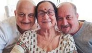 Anupam Kher's mother, brother tests positive for COVID-19; actor tests negative
