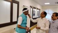 Congress MLA Pradhyuman Singh Lodhi meets Shivraj Singh Chouhan, set to join BJP