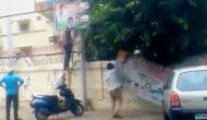 Rajasthan: कांग्रेस मुख्यालय से निकाले गए सचिन पायलट के पोस्टर, पार्टी से निकाले जाने की अटकलें तेज