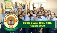 CBSE Class 10th, 12th Board Exam Result 2020: List of official websites to check board results