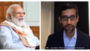 Google भारत में करेगा 75,000 करोड़ का निवेश, सीईओ सुंदर पिचाई ने की घोषणा