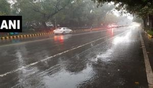 Weather Alert Today: Delhi, parts of Haryana to receive rainfall today