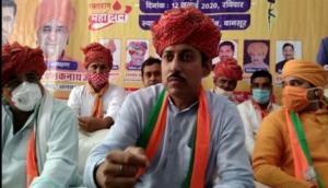 Rajyavardhan Rathore: Congress more concerned with its 'Sarkar Bachao Karyakram' in Rajasthan