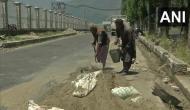 Unlock Phase 2 : Construction work resumes in J-K's Srinagar