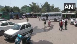 J-K Unlock: Amid coronavirus Poonch bus stand service resumes after over 3 months