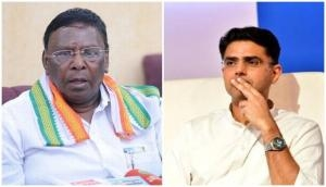 CM Narayanasamy: Time for Sachin Pilot to return, everyone recognizes his work