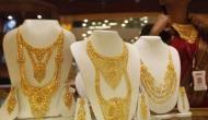 Gold Price Today : सोने की कीमतों में आज बड़ा बदलाव लेकिन उच्च स्तर से अभी भी 9000 सस्ता