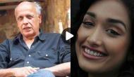 Old video of Mahesh Bhatt with Jiah Khan goes viral; Twitterati say 'Please put him in asylum'