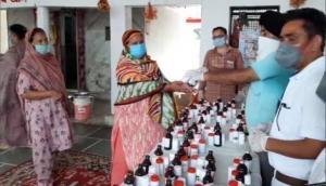 J-K: 300 COVID-19 immunity camps held in Kathua