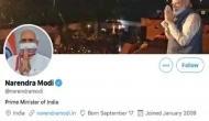 PM मोदी की लोकप्रियता में तेजी से हुआ इजाफा, Twitter पर 60 मिलियन हुए फॉलोवर्स