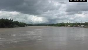 Assam: Water level rises in Barak river, further downpour may cause 'flood-like situation'