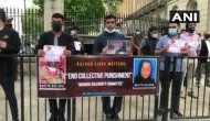 Anti-Pakistan protest held outside 10 Downing Street to demand justice for Baloch victims