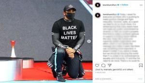 Anti-racism movement: Lewis Hamilton criticizes F1 for lack of support