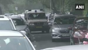 Delhi: Sarai Kale Khan to IP Flyover route closed