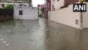 Bihar Rains: Waterlogging in Muzaffarpur due to heavy rains