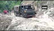 Uttarakhand: Several roads in shut due to landslides triggered by heavy rain