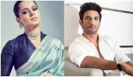 सुशांत सिंह केस पर कंगना रनौत ने इंडस्ट्री पर साधा निशाना, कहा- 'उसे फिल्म माफिया ने बॉयकॉट किया'