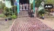 Andhra Pradesh: 4,275 liquor bottles worth Rs 20 lakhs seized, accused sent on remand