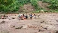 MP: Two girls, stuck in Pench river while taking selfie; rescued