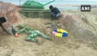 UP: Sand artists pay tribute to soldiers on 'Kargil Vijay Diwas'