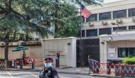 China retaliates Houston closure lowers US flag at Chengdu consulate