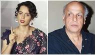 This Bollywood writer reveals the reality behind Mahesh Bhatt- Kangana Ranaut's 'chappal' incident