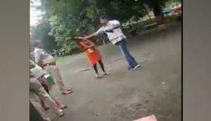 Jharkhand: CM Hemant Soren takes note of cop slapping woman; orders action