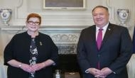 US, Australia announce working group to combat China's 'harmful' disinformation