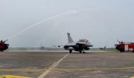 अंबाला एयरबेस पर राफेल विमानों पर मंडरा रहा खतरा, वायु सेना ने हरियाणा सरकार को लिखा पत्र, की ये मांग