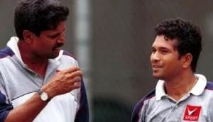 Kapil Dev reckons Sachin Tendulkar could never master art of scoring 200s, 300s in his career