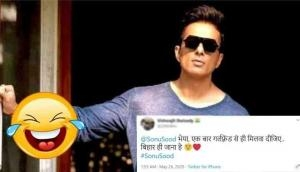 Five funny replies by Sonu Sood that will tickle your funny bones