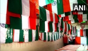 TN: Due to COVID-19 pandemic, Coimbatore's flag making business adversely affected