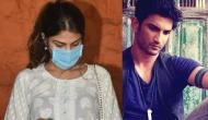 Sushant Singh Rajput's family makes another allegation against Rhea Chakraborty
