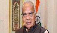 तमिलनाडु के राज्यपाल बनवारीलाल पुरोहित कोरोना संक्रमित, 84 स्टाफ पहले पाया गया था पॉजिविट