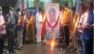 Andhra: Srikalahasti unit of BJP pays homage to P Manikyala Rao