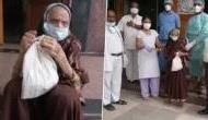 Karnataka: 110-year-old woman wins battle against COVID-19 in Chitradurga
