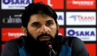 Pakistan will have to beat England in 'all departments' to win matches, says Misbah-ul-Haq