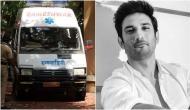 Sushant Singh Rajput death: Ambulance driver tells details about Sushant's corpse
