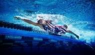 Video: सिर पर दूध का गिलास रखकर तैरीं ओलिम्पिक चैम्पियन, रिजल्ट जानकर रह जाएंगे हैरान