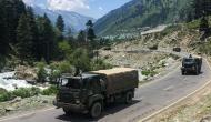 चीन को मुंहतोड़ जवाब देने को तैयार भारत, उत्तर लद्दाख में तैनात भारी संख्या में तैनात किए सैनिक और हैवी टैंक