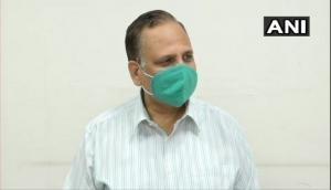 Coronavirus: Delhi's infection rate below 10 per cent