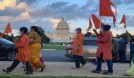 Ram Mandir Bhumi Pujan: People of Indian heritage celebrate ceremony in Washington; raise saffron flags
